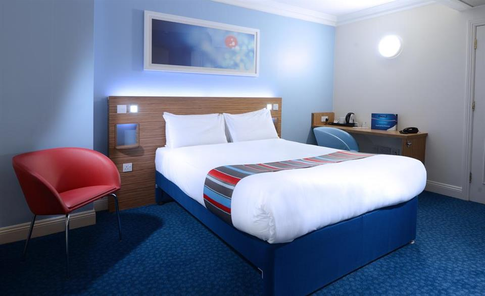 Travelodge Castletroy - Double Bedroom