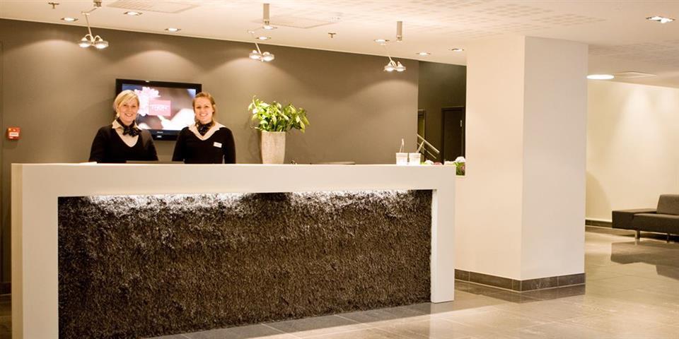 Thon Hotel Panorama Reception