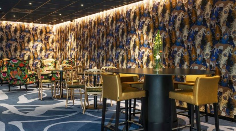 Thon Hotel Terminus Lounge