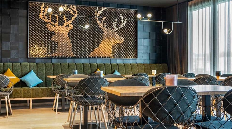 Quality Airport Hotel Gardermoen Matsal