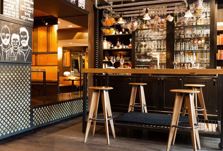 Elite Hotel Stockholm Plaza Bar