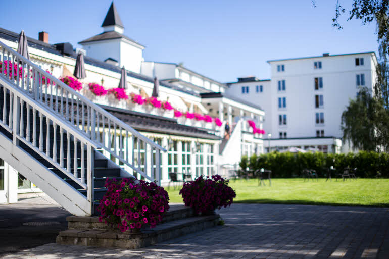 Scandic Lillehammer Hotel Fasad