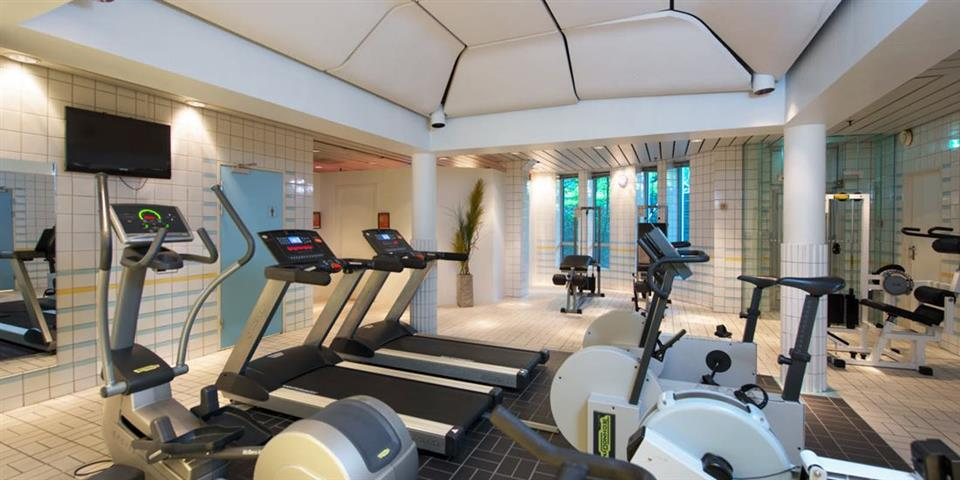 Thon Hotel Oslofjord Gym