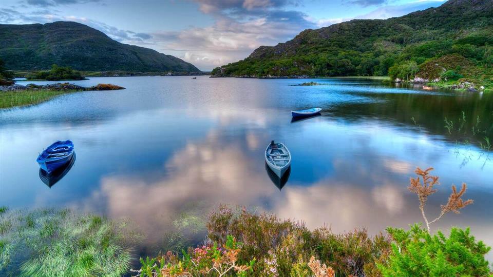 randles hotel lakes of Killarney