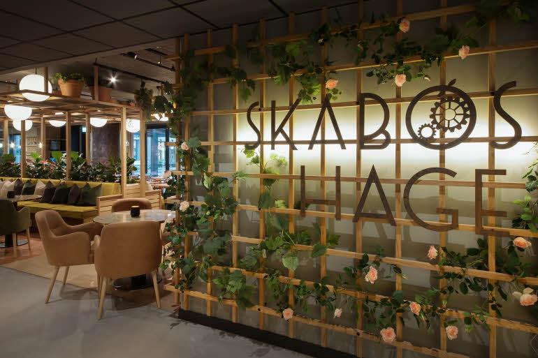 Scandic Sjølyst Restaurang Skylt