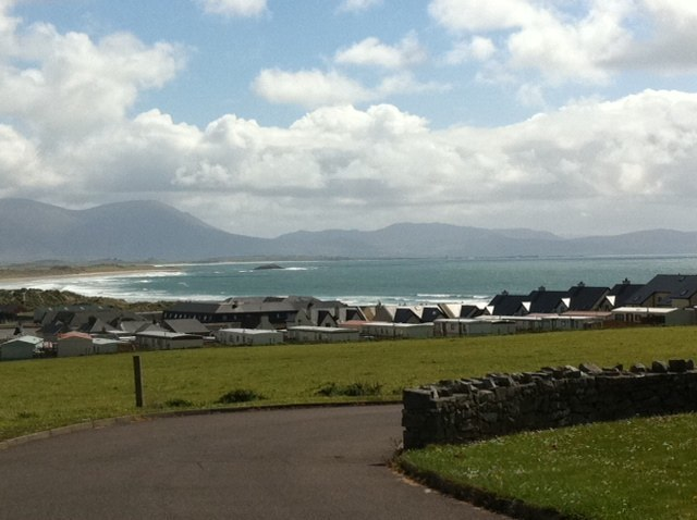 Kerry Holiday Village view