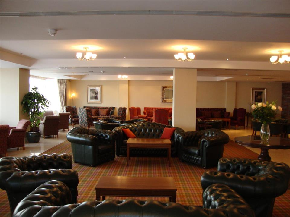 Ard Ri House Hotel Lounge