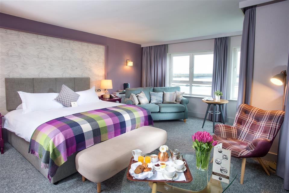 Armada Hotel Superior Seaview room