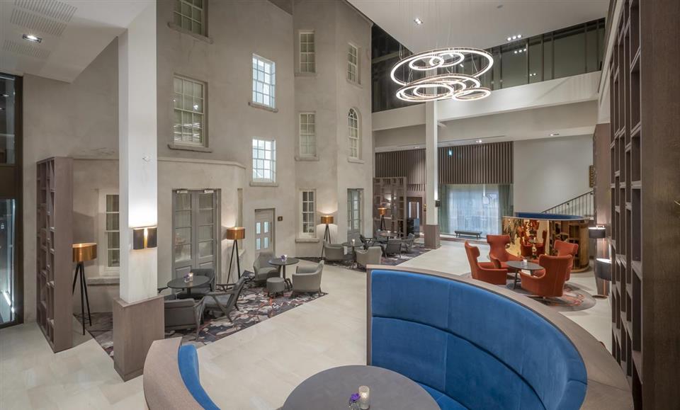 Clayton Hotel Charlemont Lobby