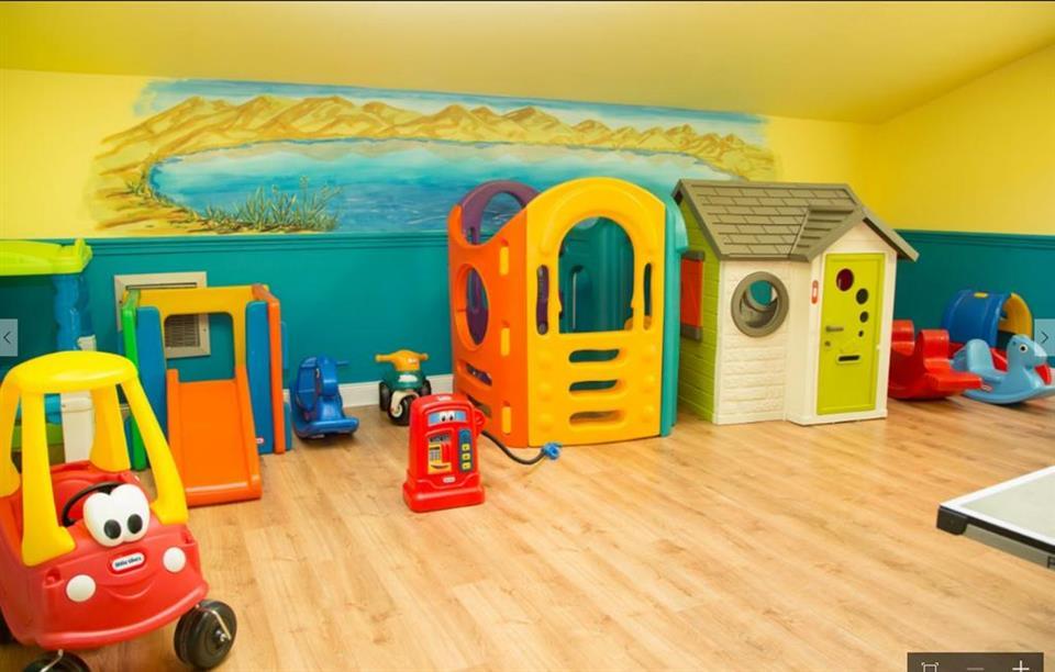 Westlodge Hotel Playroom