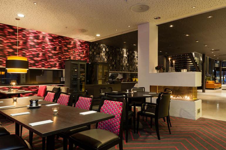 Scandic Rock City Hotel Matsal
