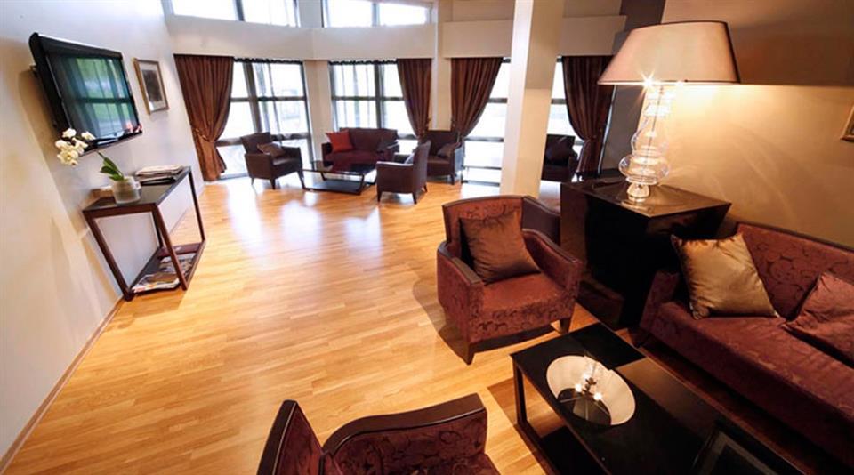 Quality Hotel Saga Lounge