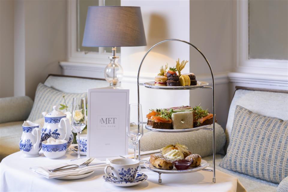 The Metropole Hotel Afternoon Tea