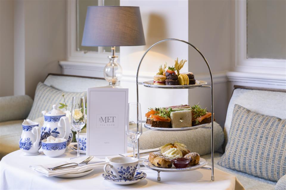 The Metropole Hotel Afternoon Tea