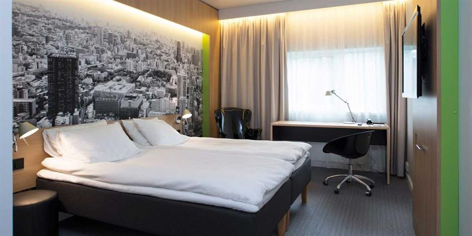 Thon Hotel Bergen Airport Twin Room