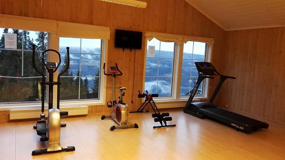 Kvitfjell Hotel AS Gym