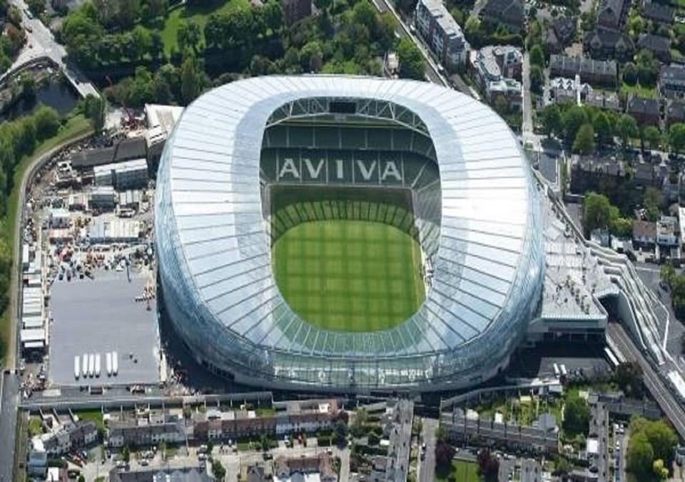 Clayton Hotel Cardiff Lane Aviva Stadium