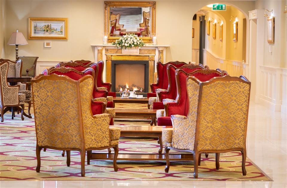 Bloomfield House Hotel & Spa Lobby