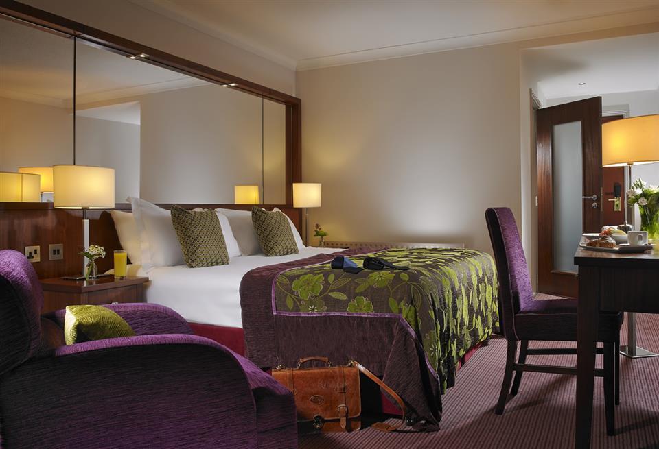 Camden Court Hotel Bedroom