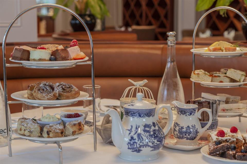 Radisson Blu Hotel Afternoon Tea