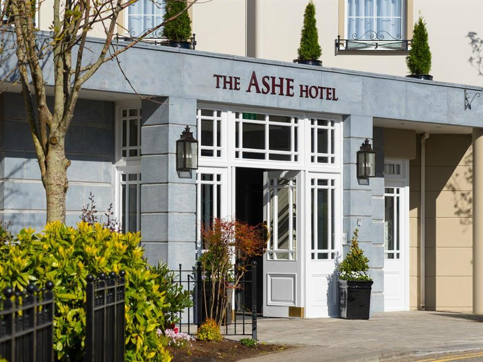 The Ashe Hotel Exterior