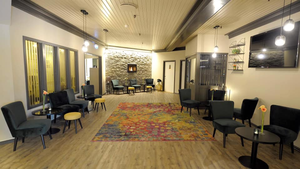 Thon Hotel Baronen Lounge