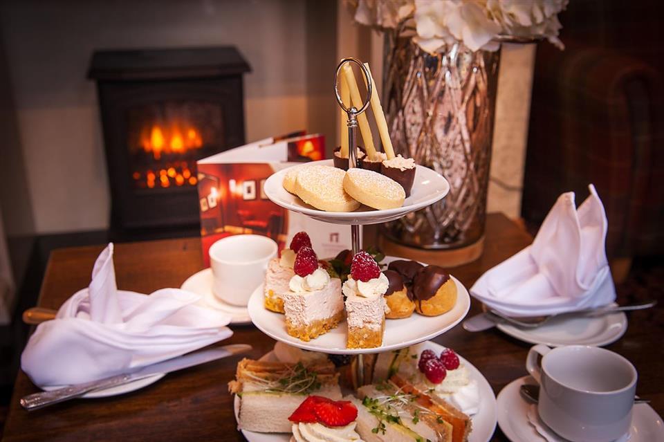 Inishowen Gateway Hotel Afternoon Tea