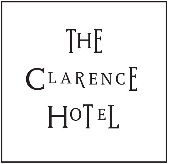 The Clarence Hotel Logo