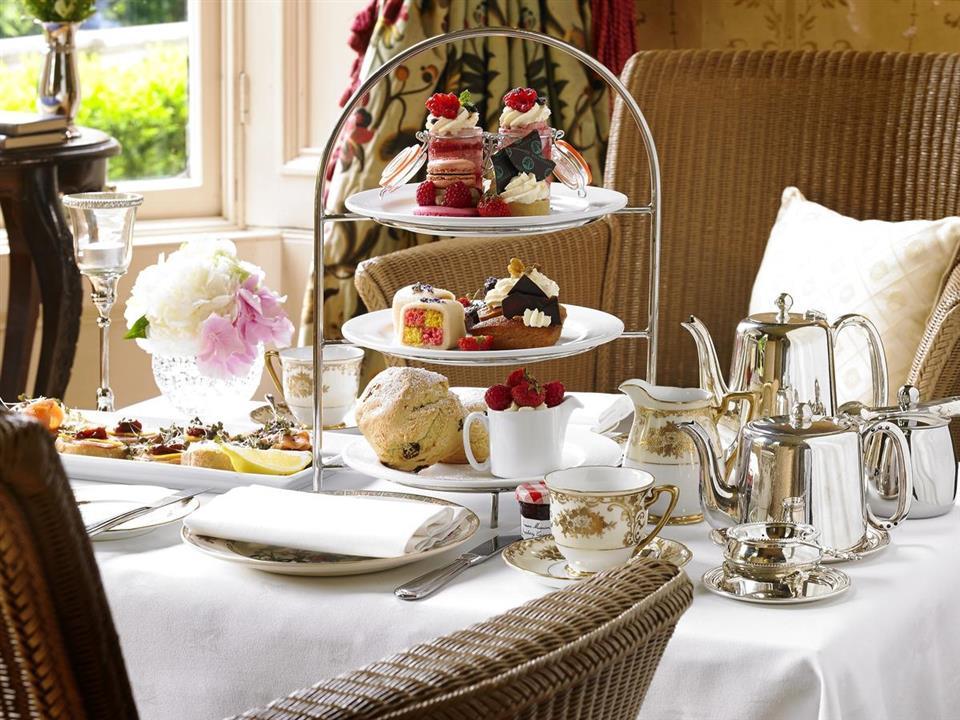 Killashee Hotel Afternoon Tea