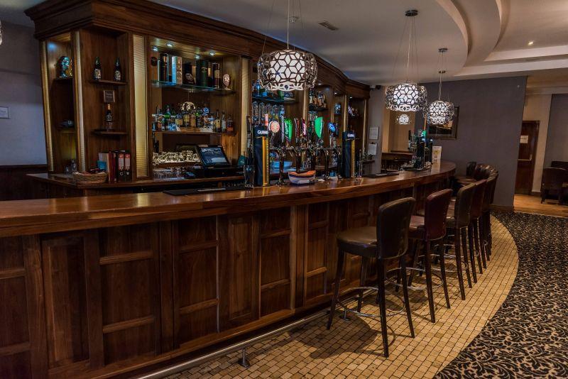 Arklow Bay Hotel bar