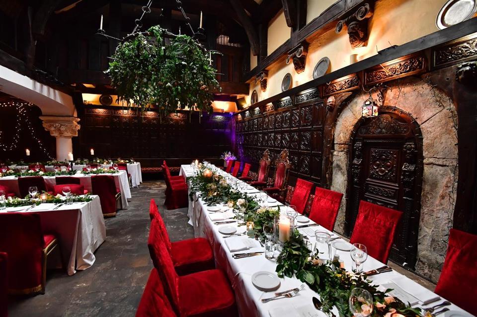 Belleek Castle Hotel Banquet