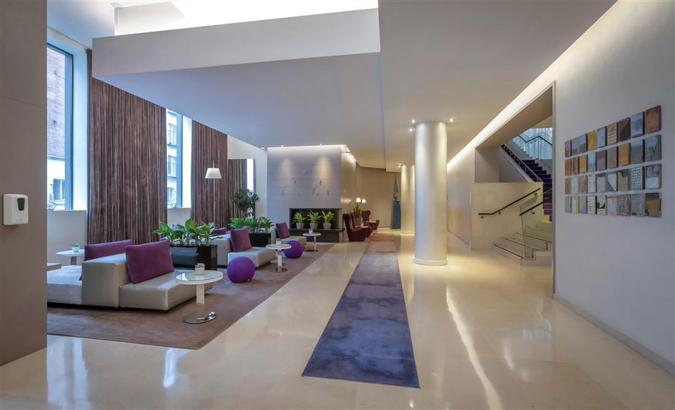 The Morrison Hotel Lobby