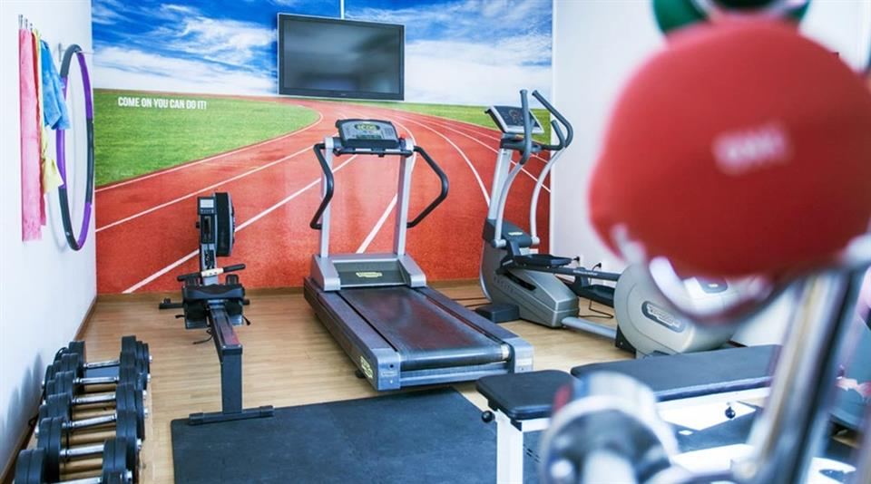 Clarion Hotel Gillet Gym