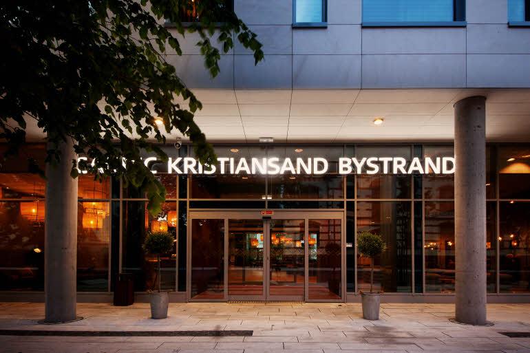Scandic Kristiansand Bystranda Entré