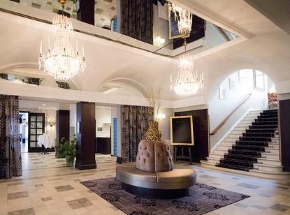 Grand Hotel Alingsås Lobby