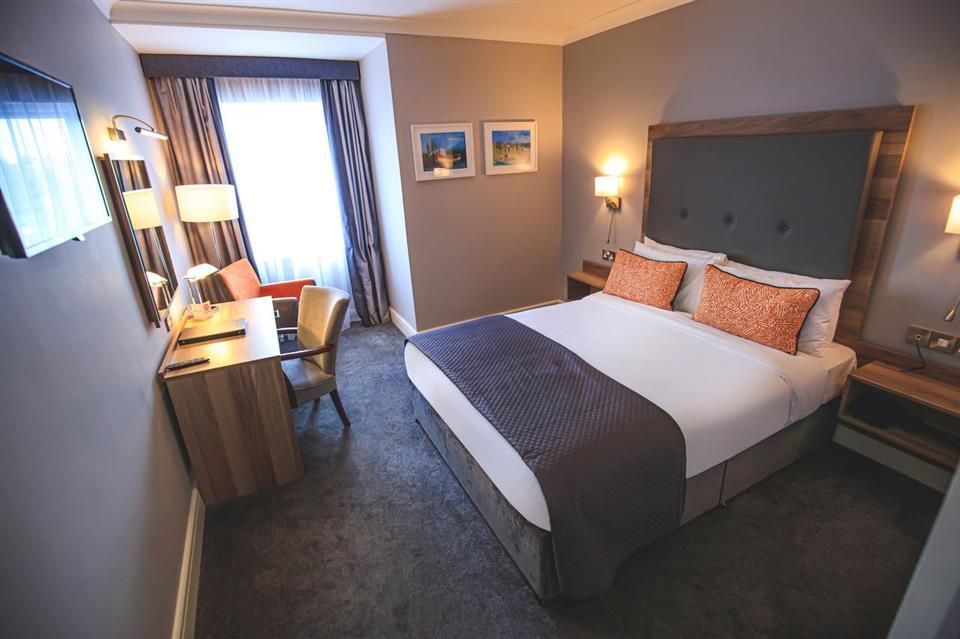 Westlodge Hotel Double Room