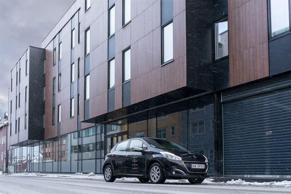 Smarthotel Tromsø Fasad