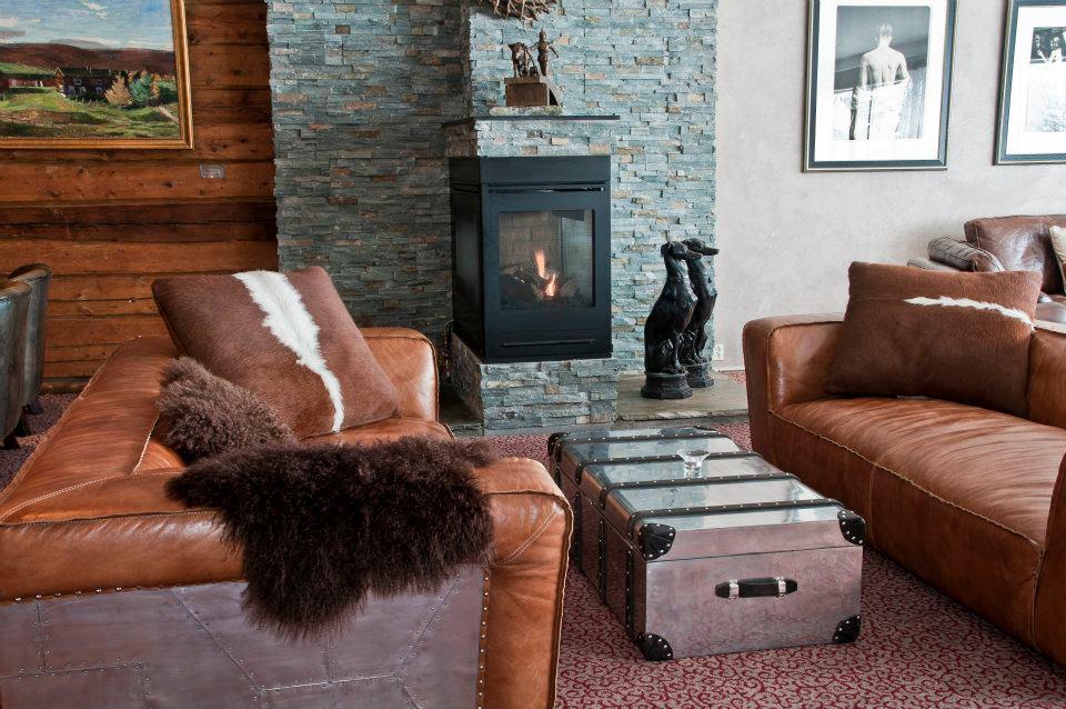 Bergstadens Hotel Lounge