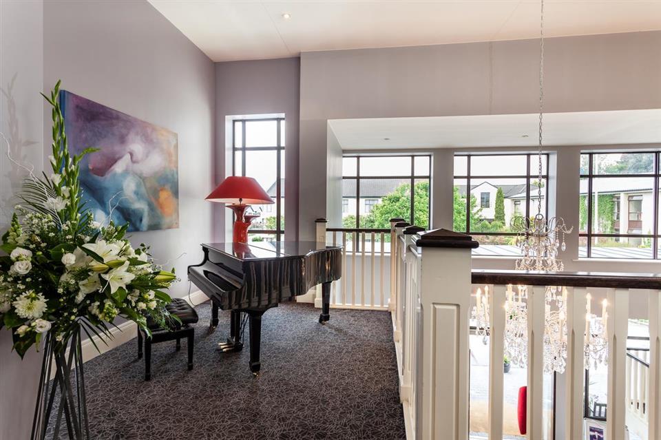 Kenmare Bay Hotel piano