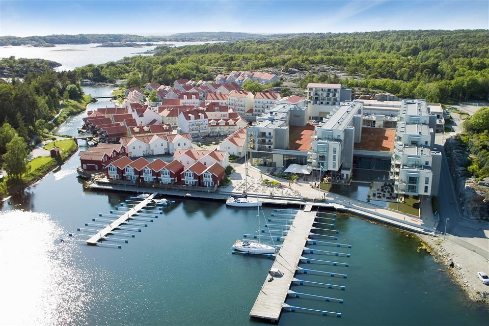 Strömstad Spa & Resort Fasad