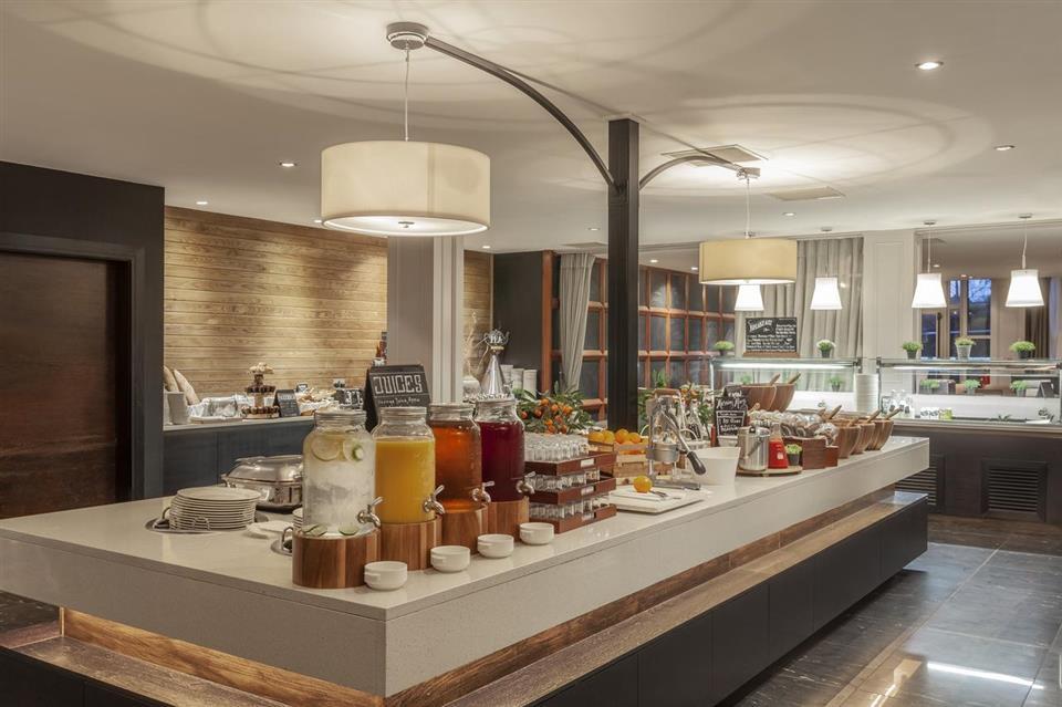 Radisson Blu Hotel Breakfast