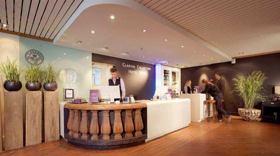 Clarion Collection Hotel With Reception