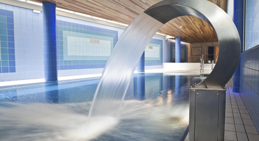 Salthill Hotel swimming Pool