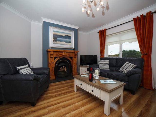 Chez Patmar Living Room