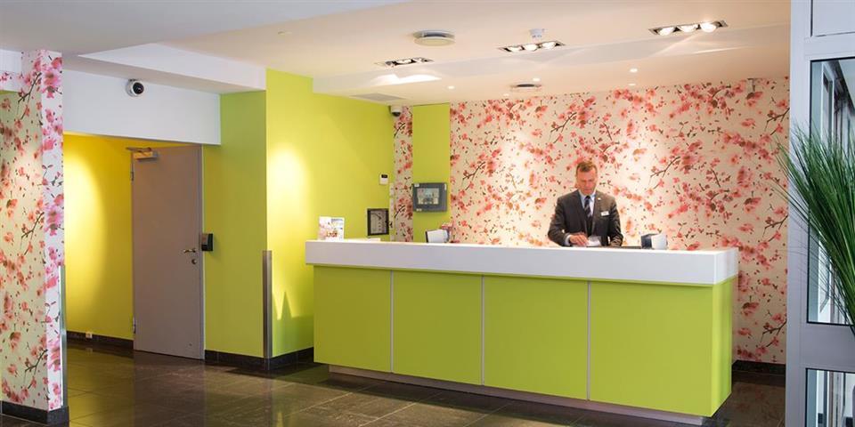 Thon Hotel Munch Reception