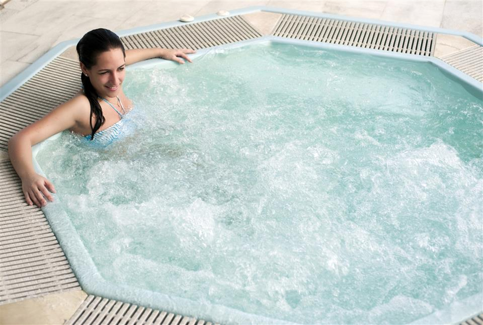 Bloomfield House Hotel & Spa Jacuzzi