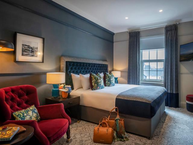 Hardiman Hotel Bedroom
