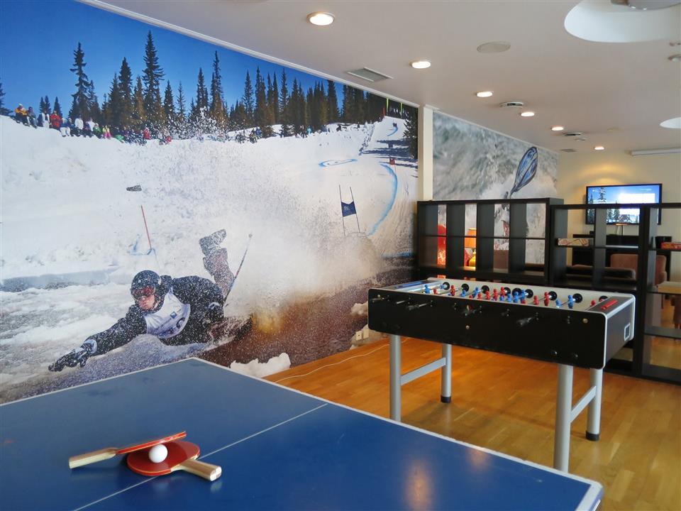 Scandic Lillehammer Hotel  Spelrum
