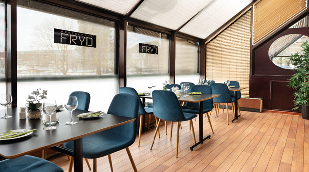 Quality Hotel Grand Kongsberg FRYD Restaurang