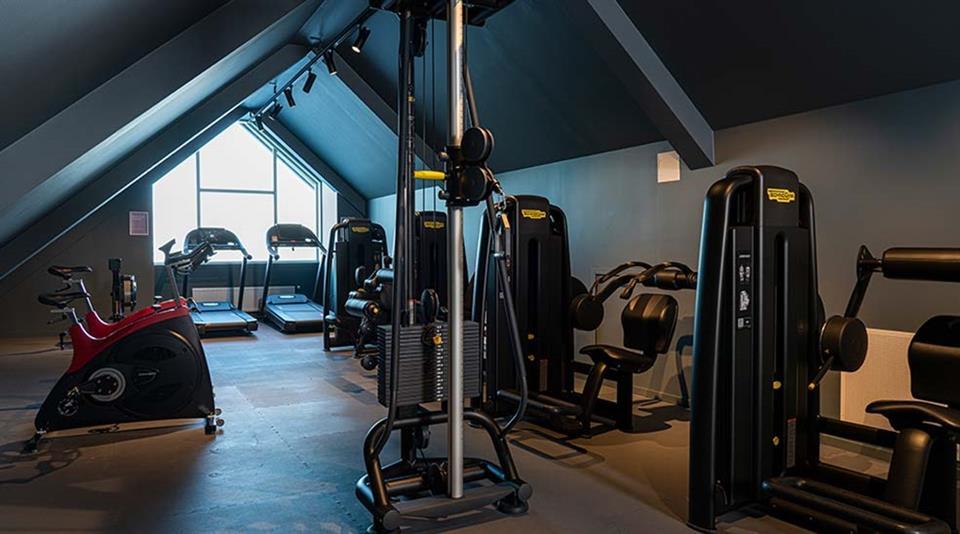 Quality Hotel Ålesund Gym